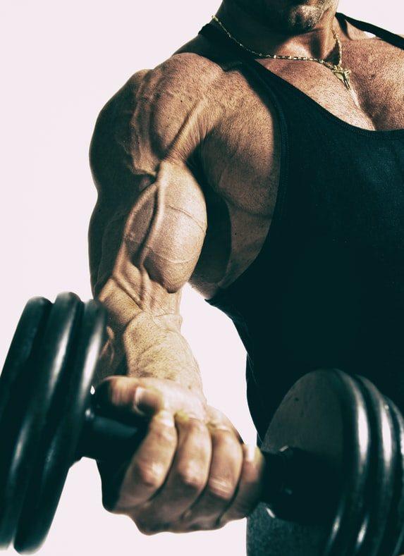 grotere armen